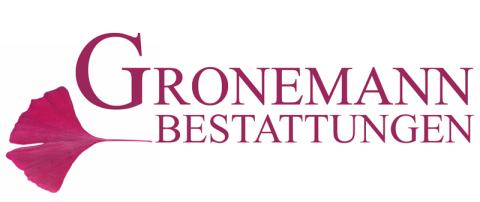 Gronemann Bestattungen, Logo, Emblem