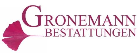 Gronemann Bestattungen, Logo